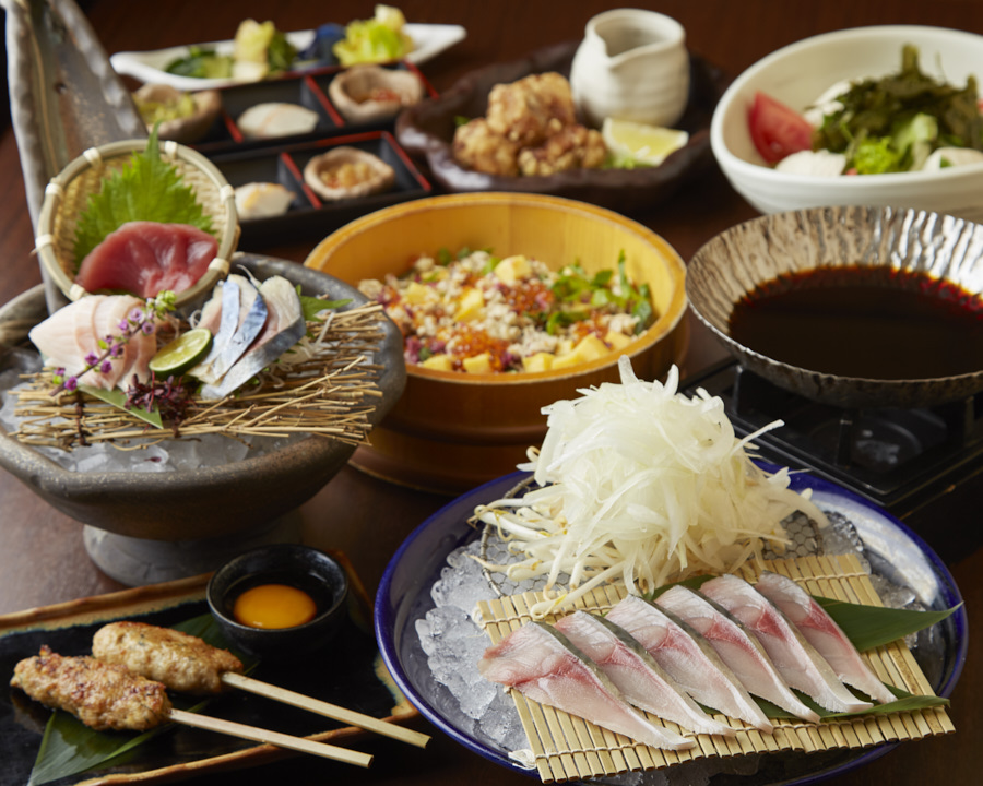 島根の食材を東京で